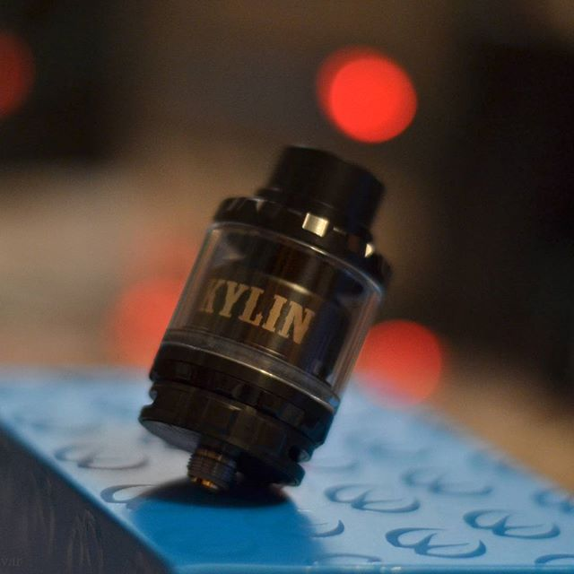 IJOY Captain PD270 Mod & Vandy Vape KYLIN RTA